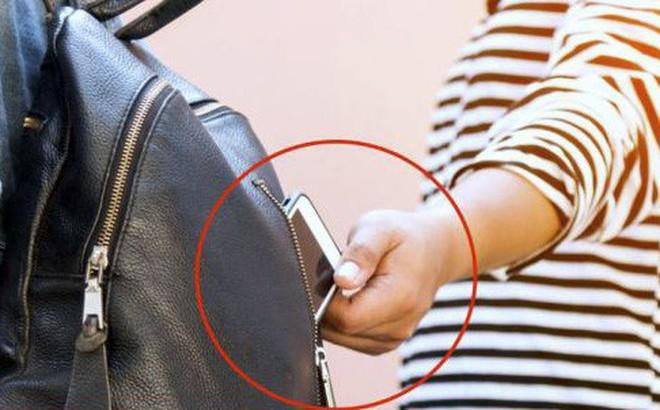 4 thủ đoạn những kẻ trộm smartphone hay dùng