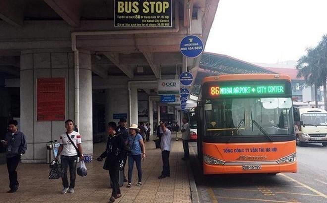 Hà Nội sắp mở tuyến buýt chất lượng cao từ Hà Đông đến sân bay Nội Bài