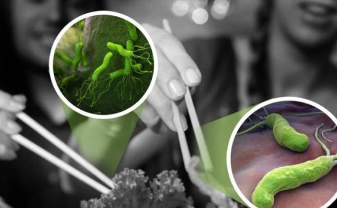Cảnh báo: Trẻ em là đối tượng có nguy cơ nhiễm vi khuẩn HP cao nhất