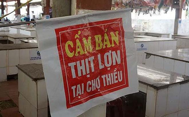 Chính quyền xã ở Thanh Hóa cấm dân bán thịt lợn để... chống dịch tả