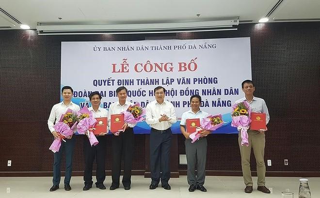 Đà Nẵng chính thức hợp nhất 3 văn phòng quan trọng