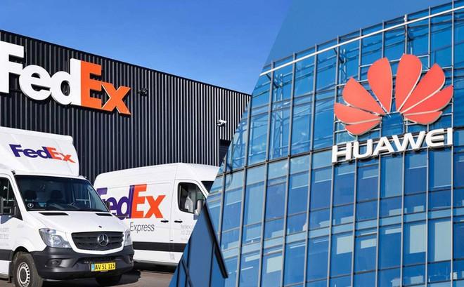 FedEx xin lỗi Huawei vì sự cố 'xử lý nhầm' bưu kiện khẩn gửi từ Việt Nam
