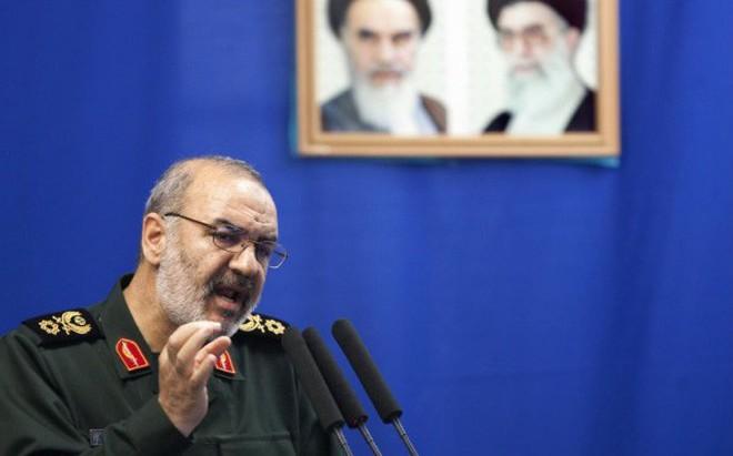 Tướng Iran tuyên bố đã làm nhụt chí gây chiến của Mỹ