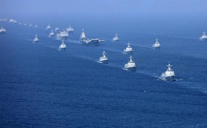 Biển Đông: Các lãnh đạo cấp cao của Trung Quốc cũng có thể bị Mỹ trừng phạt