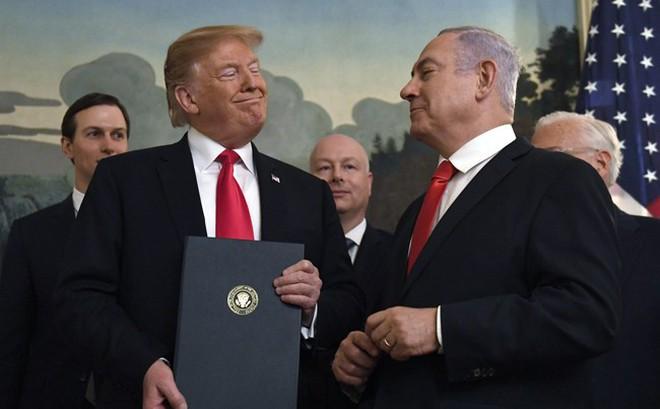 Israel im lặng bất thường trong cuộc xung đột Mỹ-Iran
