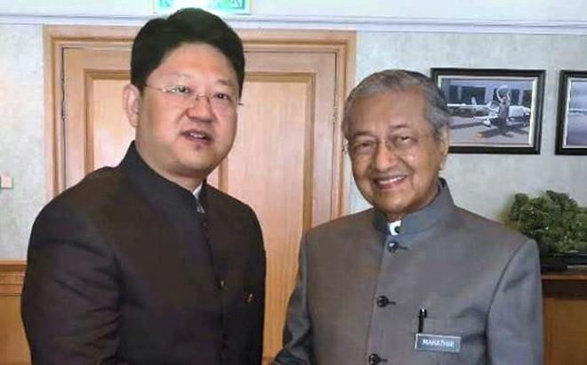 Trung Quốc cảm ơn Malaysia ủng hộ Huawei