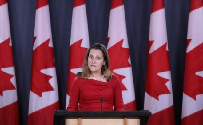 Canada sẽ ngưng hoạt động tại Đại sứ quán ở Venezuela
