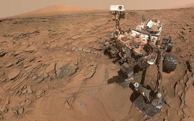 NASA phát hiện lượng lớn khoáng vật đất sét trên Sao Hỏa