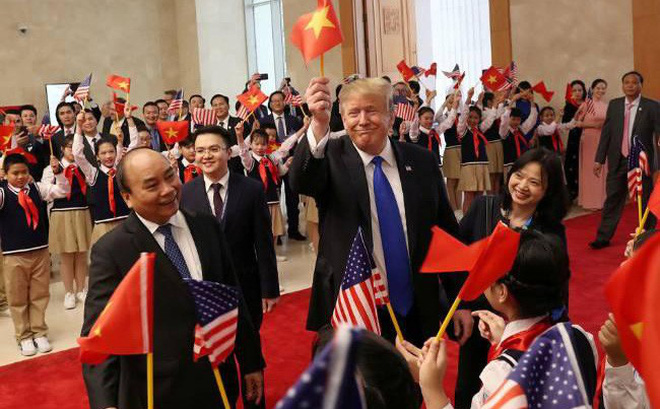 Thương chiến Mỹ - Trung: Việt Nam hưởng lợi lớn nhất & sự hài lòng của ông Trump