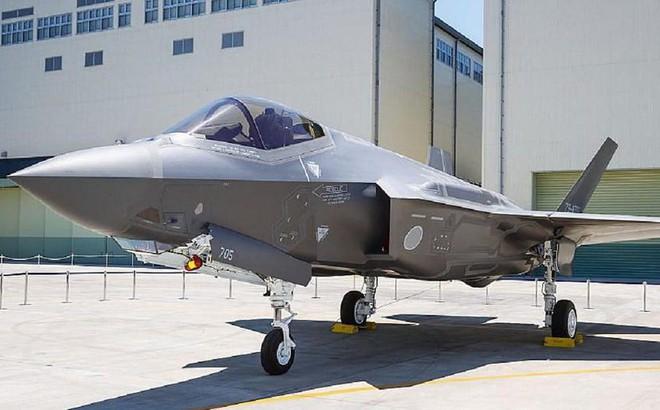 Nhật Bản 'tháo xích' cho phi đội F-35 sau tai nạn chết người