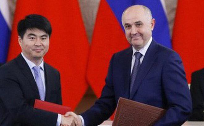 Huawei ký thỏa thuận 'khủng' trong chuyến đi Nga của ông Tập Cận Bình