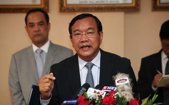 Bộ Ngoại giao Campuchia ra thông cáo phản đối gay gắt phát ngôn của ông Lý Hiển Long