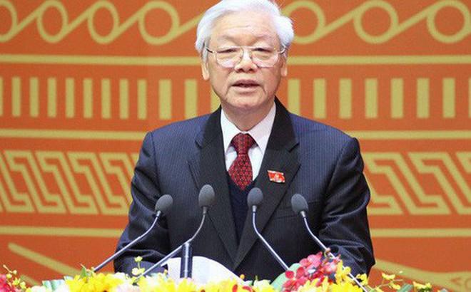 Tổng Bí thư, Chủ tịch nước Nguyễn Phú Trọng gửi thông điệp nhân dịp Việt Nam được bầu làm Uỷ viên không thường trực Hội đồng Bảo an LHQ