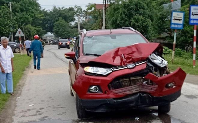 Thông tin mới vụ cán bộ công an lái xe tông chết 2 người