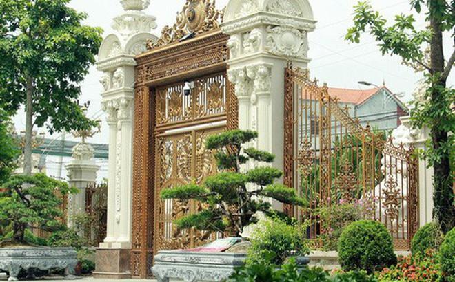 """Về """"làng tỷ phú"""" Nam Định chiêm ngưỡng những tòa lâu đài nguy nga tráng lệ theo phong cách Châu Âu"""