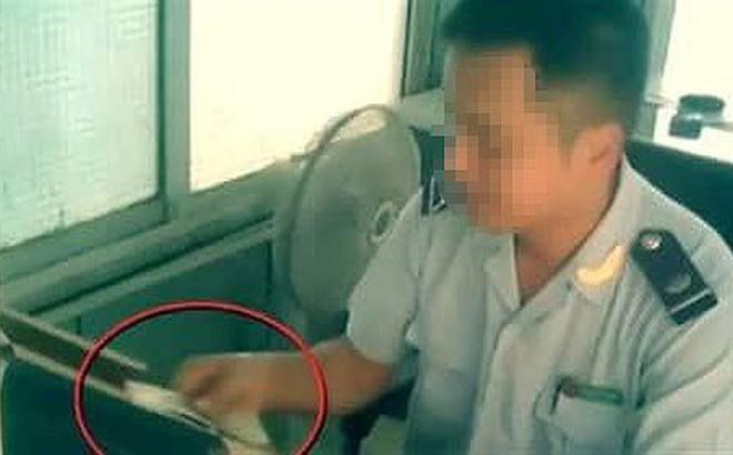Cảnh cáo 5 công chức Chi cục Hải quan cửa khẩu La Lay
