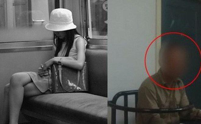 Bị bắt vì cưỡng hôn cô gái đang ngủ trên tàu lửa, kẻ biến thái gây bức xúc hơn với lời biện minh khó chấp nhận