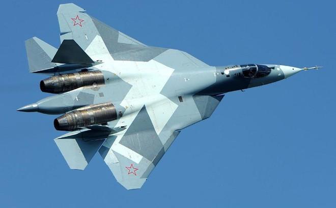 Sức mạnh tiêm kích Su-57 được biên chế cho quân đội Nga