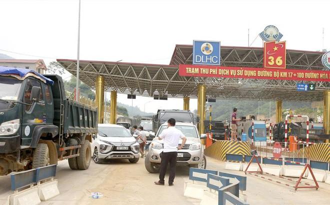 Đề nghị Bộ Công an hỗ trợ ổn định trạm thu phí Hòa Lạc - Hòa Bình