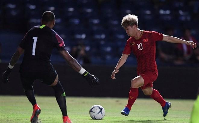 Báo Trung Quốc ngại phải đối đầu tuyển Việt Nam ở vòng loại World Cup 2022