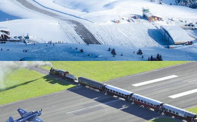 9 sân bay tọa lạc ở nơi chênh vênh hiểm trở như tận cùng thế giới, vị trí thứ 8 mang tên Cristiano Ronaldo
