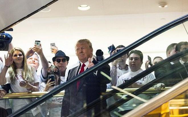 Tổng thống Trump đăng clip chế nhạo những người phản đối nhân kỷ niệm ngày phát động chiến dịch tranh cử