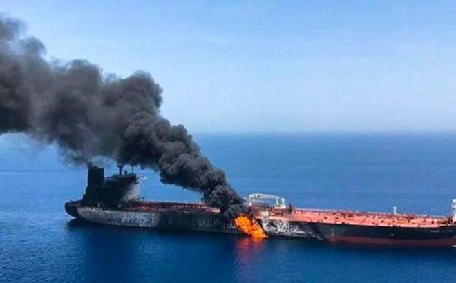 Iran soi quá khứ suy ra 'chủ mưu' vụ tấn công tàu chở dầu Vịnh Oman