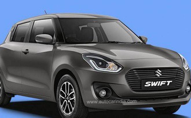 Ra mắt Suzuki Swift mới đẹp long lanh giá chỉ từ 172 triệu đồng/chiếc