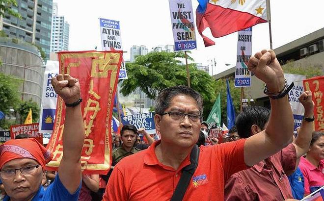 Biển Đông: Philippines quyết đòi Trung Quốc trả lại công bằng