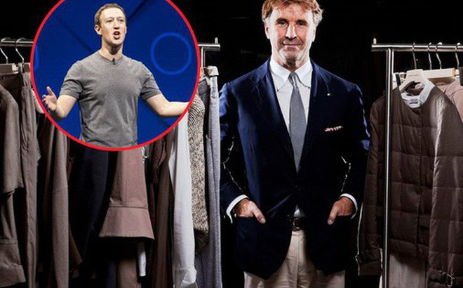 Người làm nên chiếc áo phông xám 'giản dị' nhưng có giá 7 triệu đồng của CEO Facebook: Được cả Thung lũng Silicon săn lùng, thổi hồn thời trang cao cấp vào công nghệ khô khan