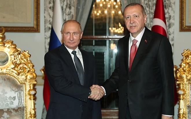 """Thổ Nhĩ Kỳ tiết lộ thời gian Nga chuyển giao S-400, Mỹ có thể """"bị sốc"""""""