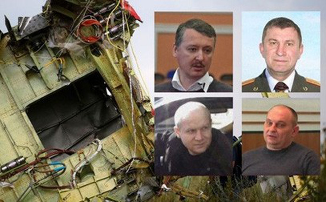 """Phương Tây đồng loạt """"chĩa mũi dùi"""" vào Nga sau kết luận vụ MH17"""