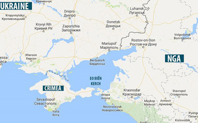 """Tổng thống Séc kêu gọi Ukraine chấp nhận """"mất"""" Bán đảo Crimea"""