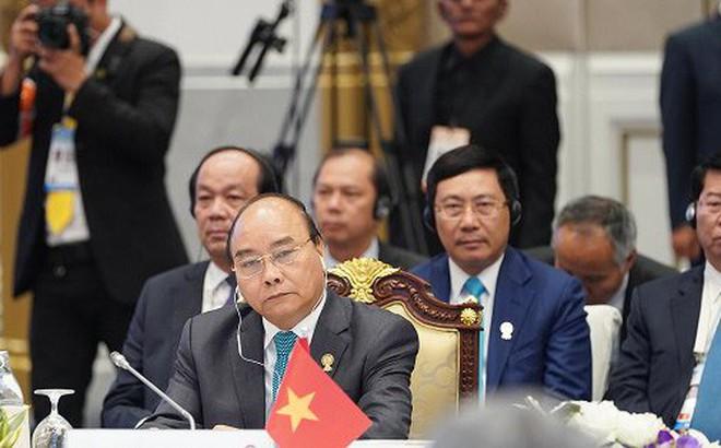 Thủ tướng Nguyễn Xuân Phúc: Tình hình Biển Đông diễn biến phức tạp, nhiều hoạt động đơn phương phi pháp