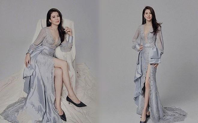 Hoa hậu Hồng Kông Viên Vịnh Nghi U50 sắc vóc siêu quyến rũ