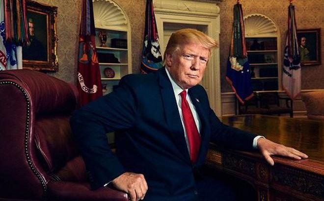 Tổng thống Donald Trump: 'Cuộc đời tôi là một ván cược'