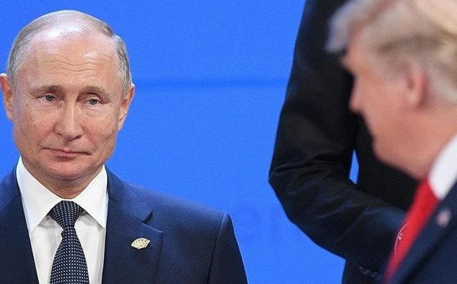 Tiết lộ thời gian chính thức ông Trump-Putin gặp nhau tại G20