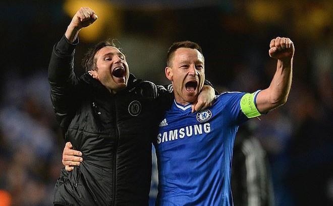 """""""Không ai tốt hơn Lampard dẫn dắt Chelsea lúc này"""""""