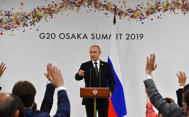 Tổng thống Putin: Nga sẽ làm mọi cách để cải thiện quan hệ với Mỹ