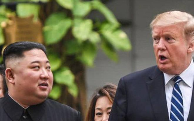Kỳ vọng về cái bắt tay Trump-Kim ở Khu phi quân sự liên Triều