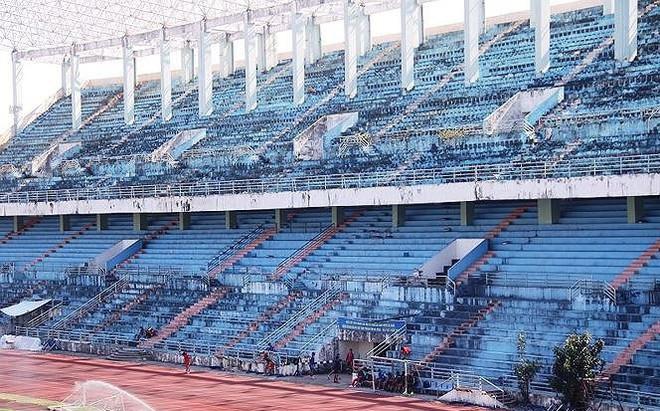 Không thể bán sân vận động Chi Lăng để thi hành án