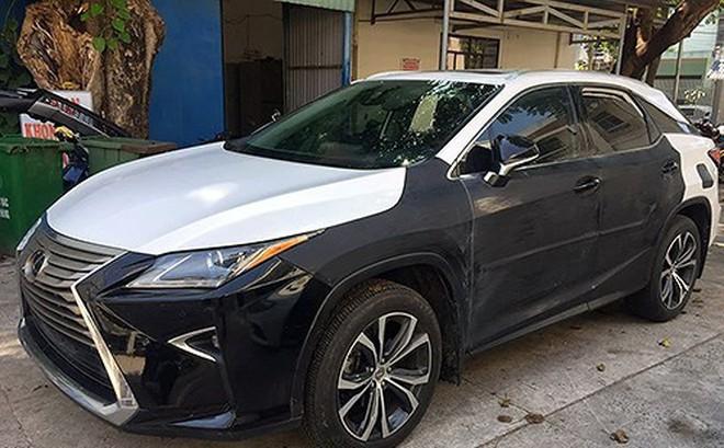 Đi xe Lexus, đột nhập 7 phòng làm việc cơ quan huyện để trộm cắp tài sản