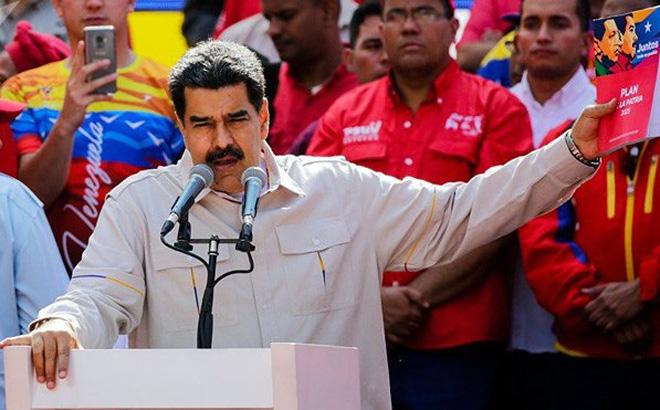 Tổng thống Maduro cam kết sẽ đạt được thỏa thuận với phe đối lập vào cuối năm