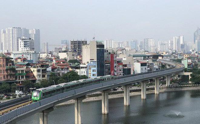 Hà Nội muốn vay hơn 2.300 tỉ đồng vận hành tuyến đường sắt Cát Linh-Hà Đông