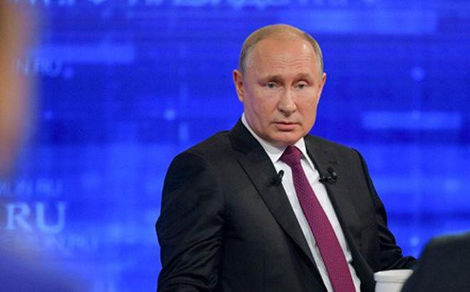 Tổng thống Putin đề xuất giải pháp chấm dứt xung đột miền đông Ukraine