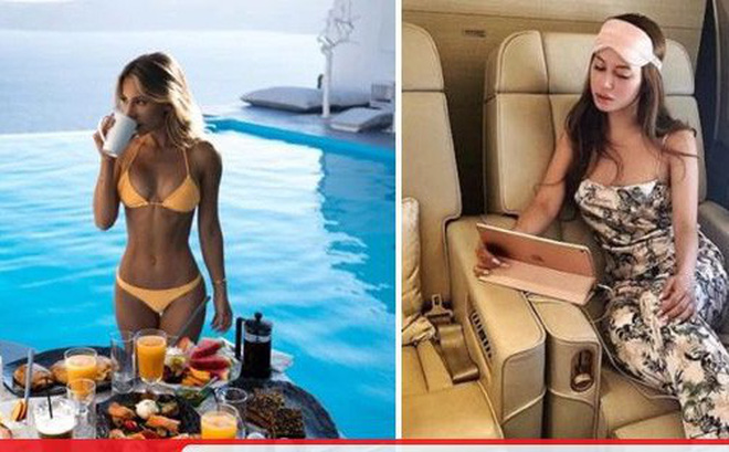 Choáng ngợp trước mùa hè xa xỉ của hội con nhà giàu: Siêu xe, máy bay riêng, mua sắm 'bất tận'