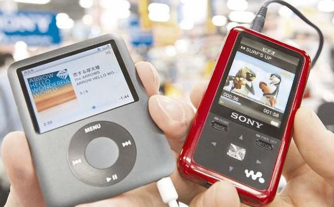 Vì Apple: Con số đáng vui ngày kỷ niệm Sony Walkman 40 tuổi lại là đáng buồn
