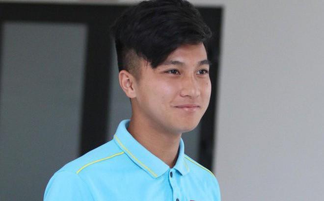 Dàn tuyển thủ U22 Việt Nam bảnh bao trong ngày tập trung chuẩn bị cho SEA Games 30