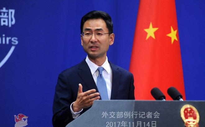 """Trung Quốc chỉ trích Mỹ """"bắt nạt"""" Iran, tạo ra nhiều cuộc khủng hoảng lớn"""
