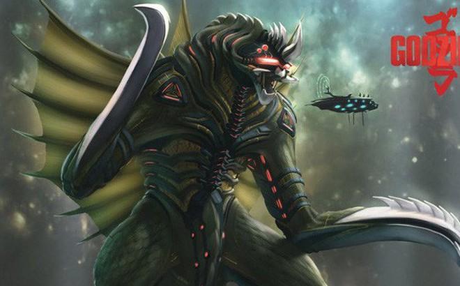 Siêu quái vật ngoài hành tinh Gigan: Đồng minh thân cận của King Ghidorah trong MonsterVerse